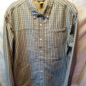 Eddie Bauer TALL Large. Button Down. Long Sleeve